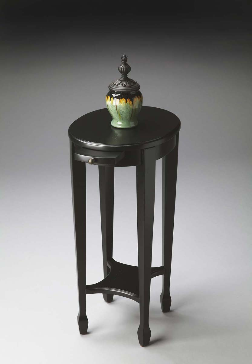 Butler Accent Table - Black Licorice 1483111