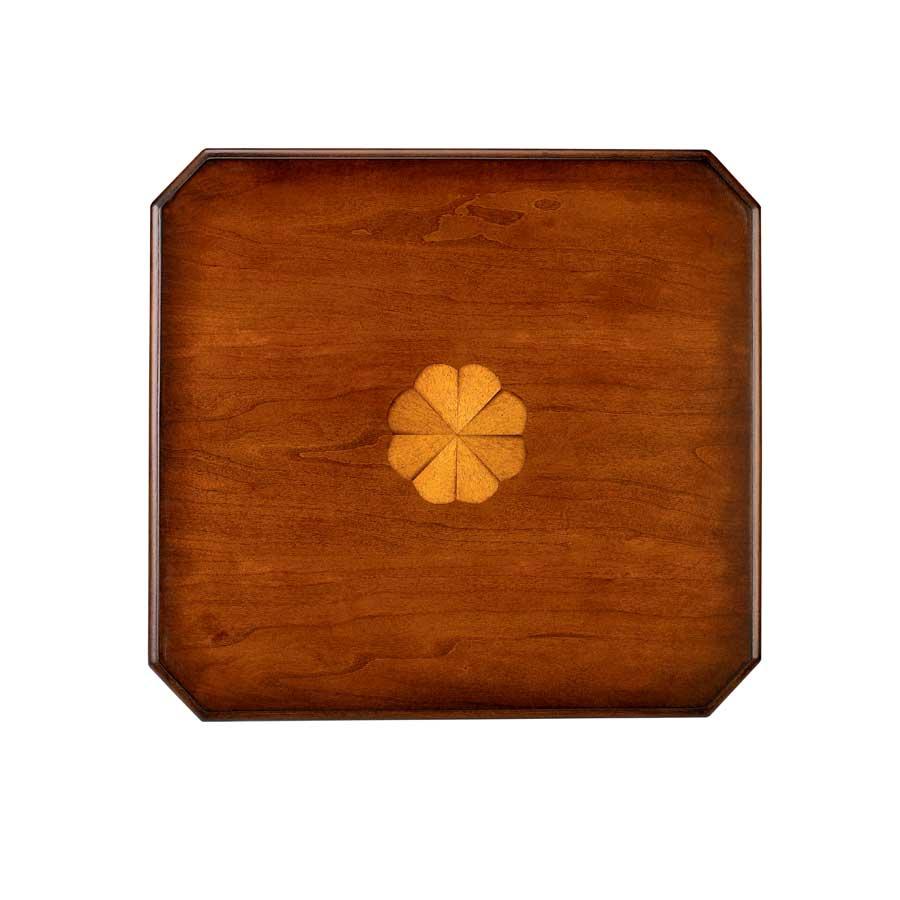 Butler 1486101 Olive Ash Burl Accent Table