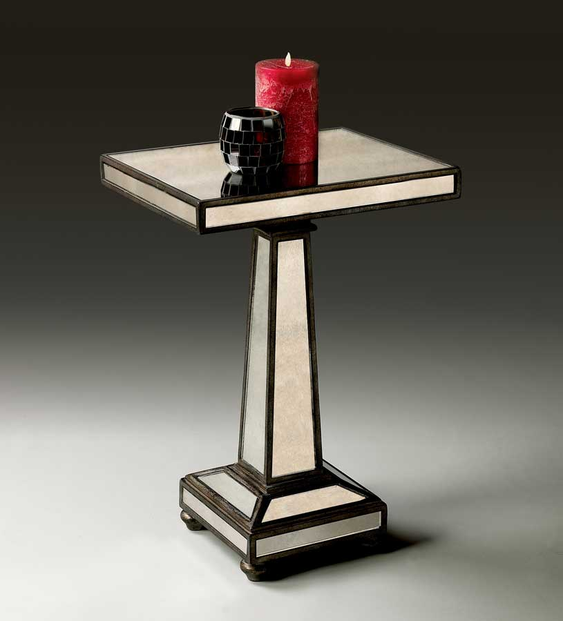 Cheap Butler Mirror  Mirror Accent Table