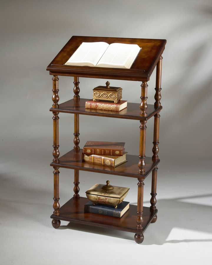 Butler 1512024 Plantation Cherry Library Stand