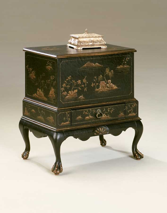 Delicieux Butler Chinoiserie File Cabinet