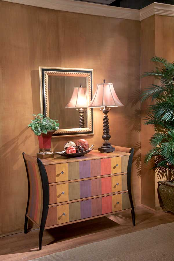 Butler 1708143 Spectrum Hand Painted Chest