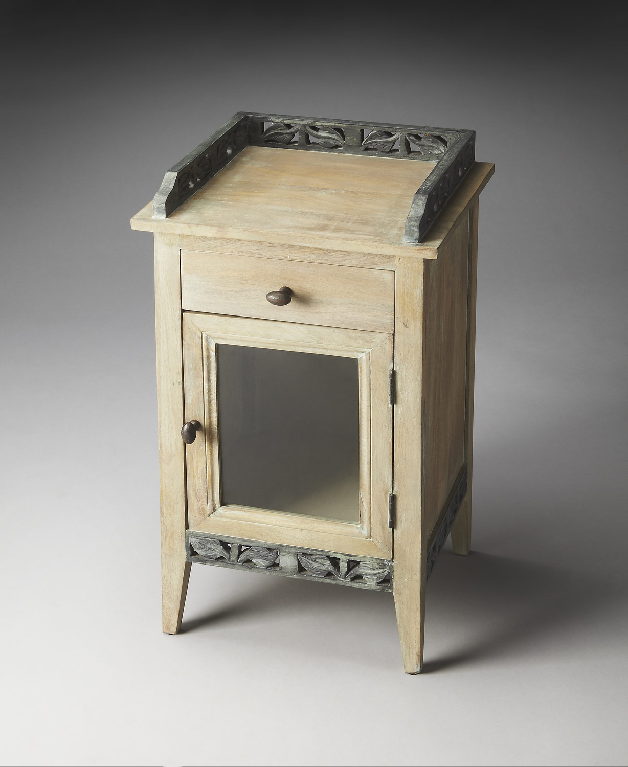 Butler 1842290 Artifacts Chairside Chest