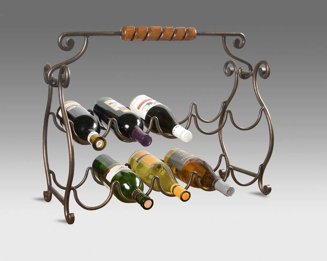 Photo of Butler Metalworks Wine Rack (Accent Furniture, Wine Accents)