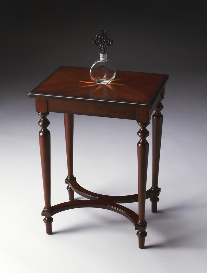 Butler 2116024 Plantation Cherry Accent Table