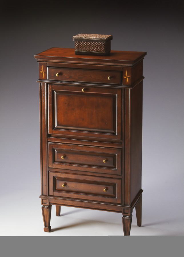 Butler 2126024 Plantation Cherry Secretary