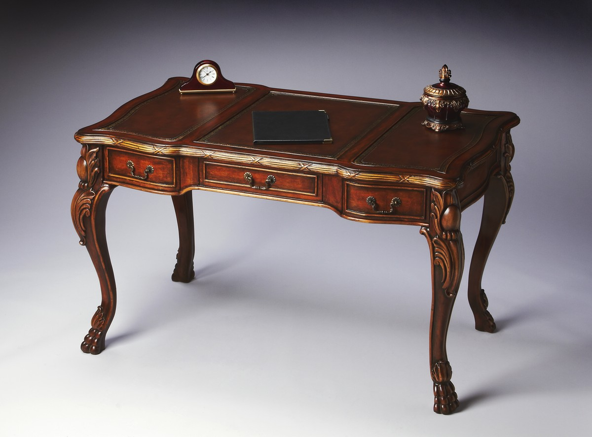 2147090 Connoisseur's Writing Desk - Butler