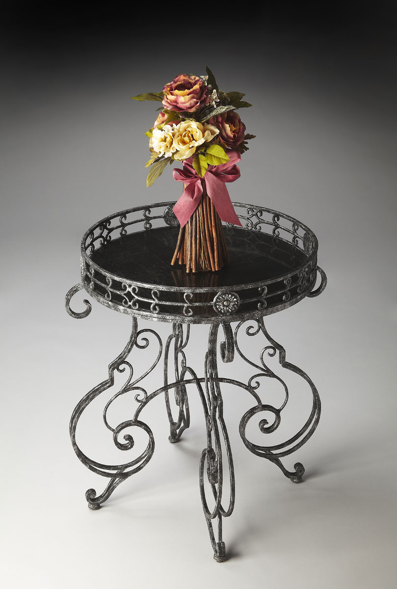 Butler 2284025 Accent Table - Metalworks