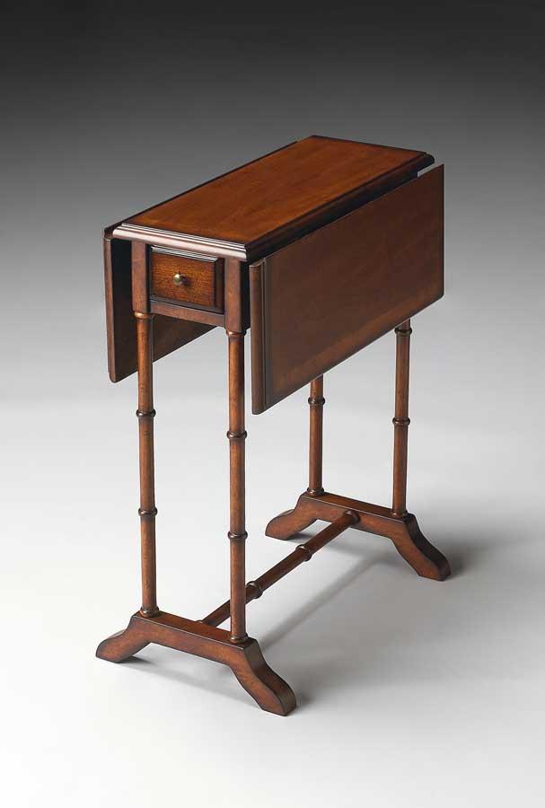 Butler 2334040 Umber Drop-leaf Table