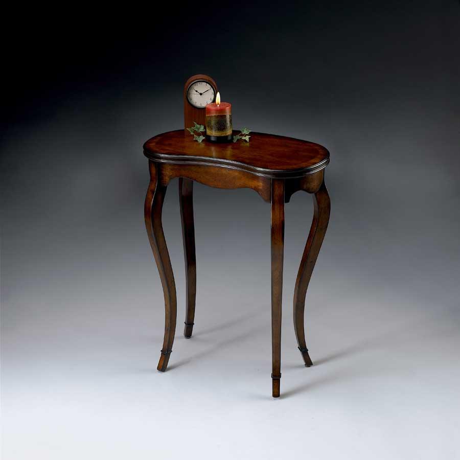 Butler 2419024 Plantation Cherry Kidney-shaped Table