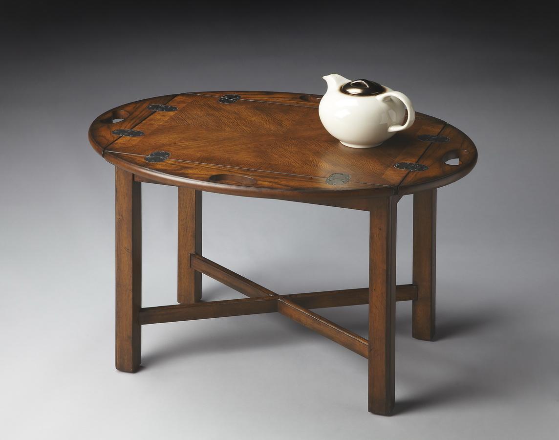 Butler 2427001 Vintage Oak Table