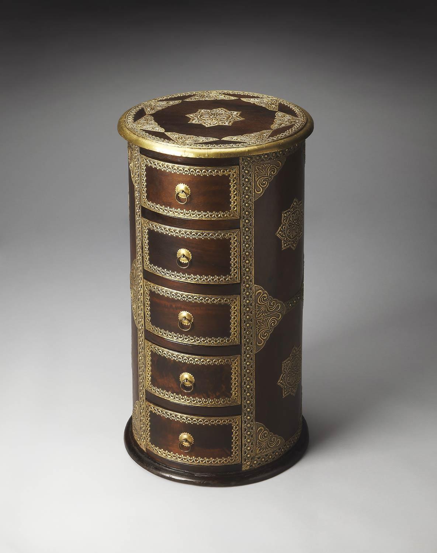 Butler 2564290 Artifacts Pedestal Chest