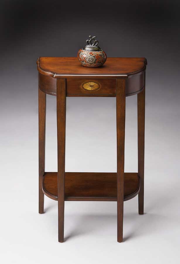 Butler 3009024 Plantation Cherry Console Table