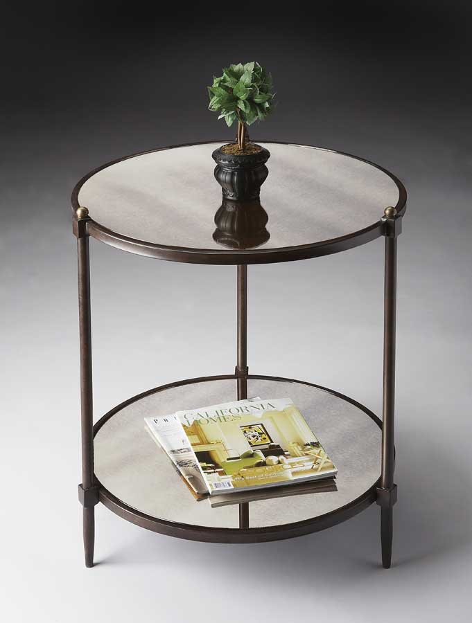 Butler 3048025 Metalworks Side Table