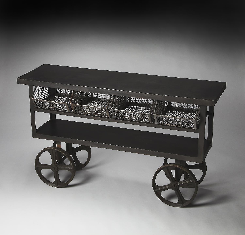 Butler 3116025 Metalworks Trolley Buffet
