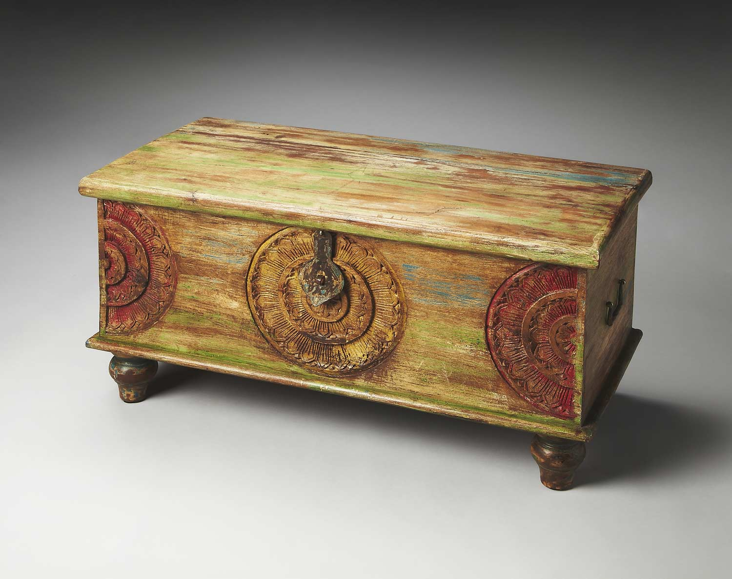 Butler 3140290 Artifacts Trunk Cocktail Table