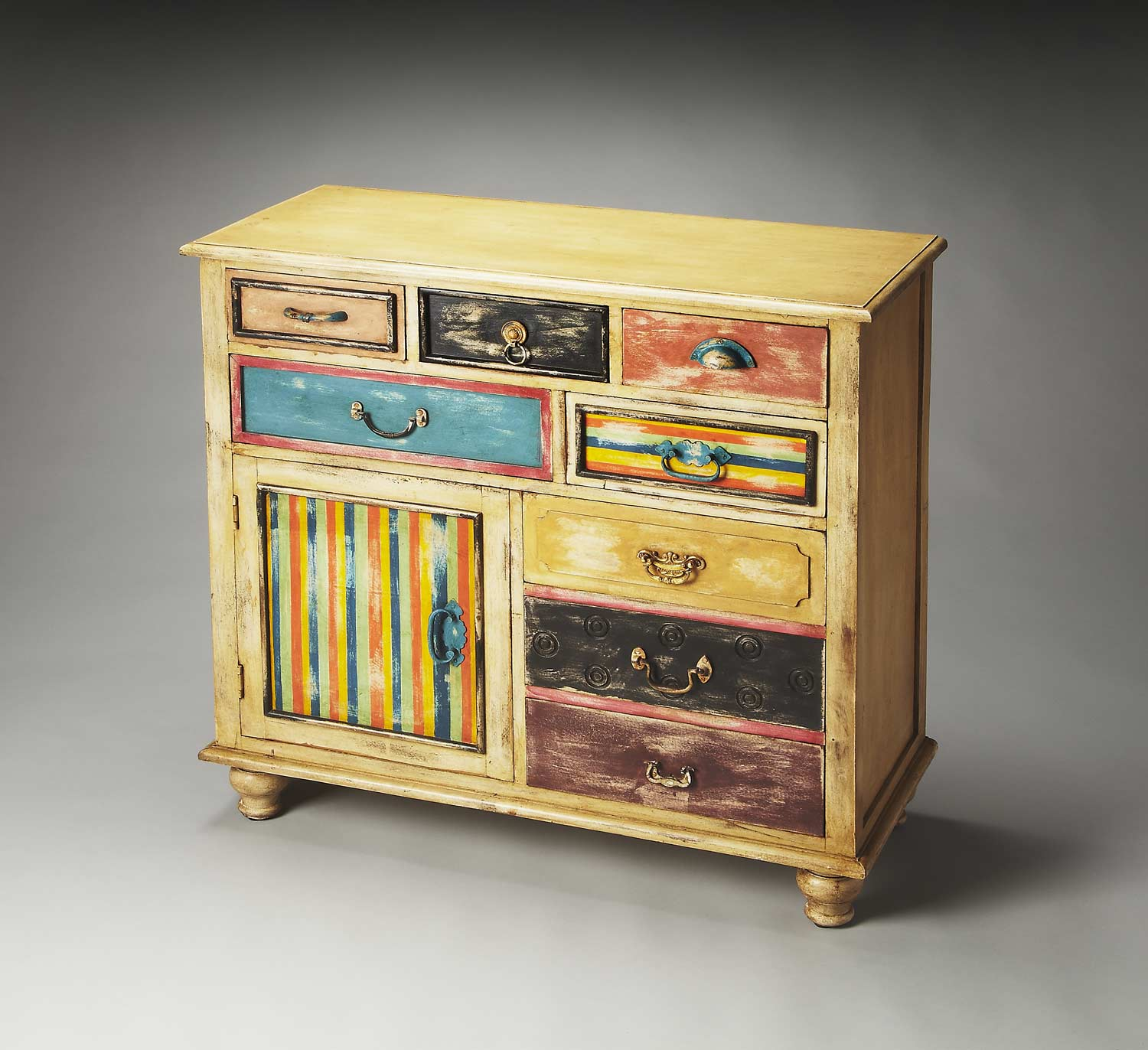 Butler 3142290 Artifacts Console Chest