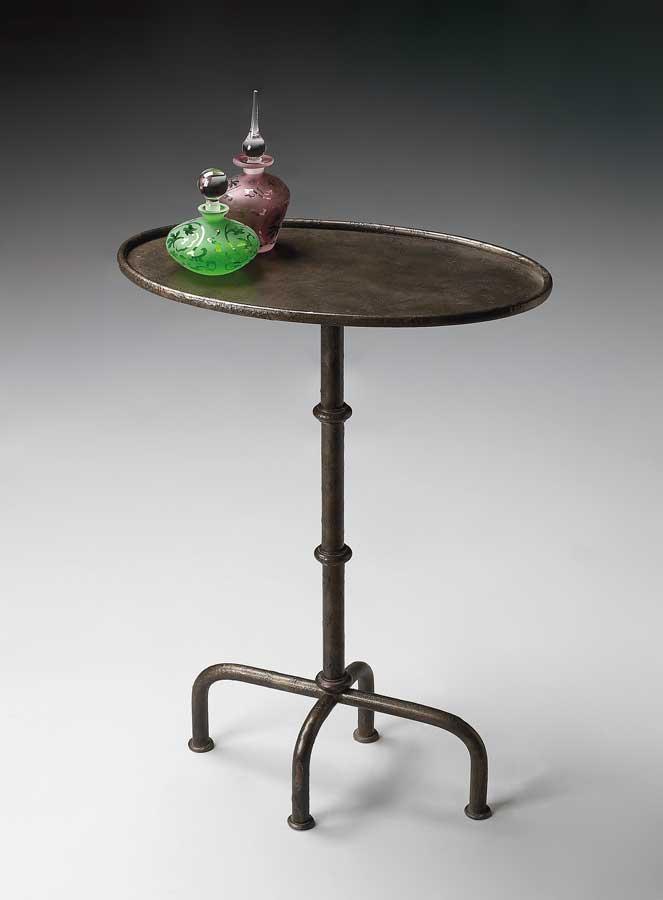 Butler 4002025 Metalworks Pedestal Table
