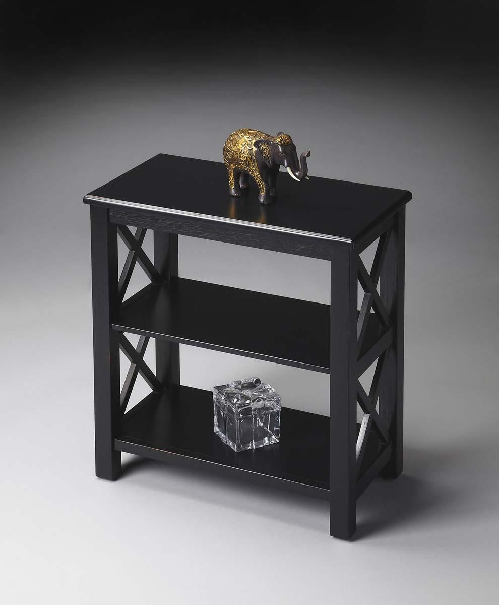 Butler 4105111 Bookcase - Black Licorice