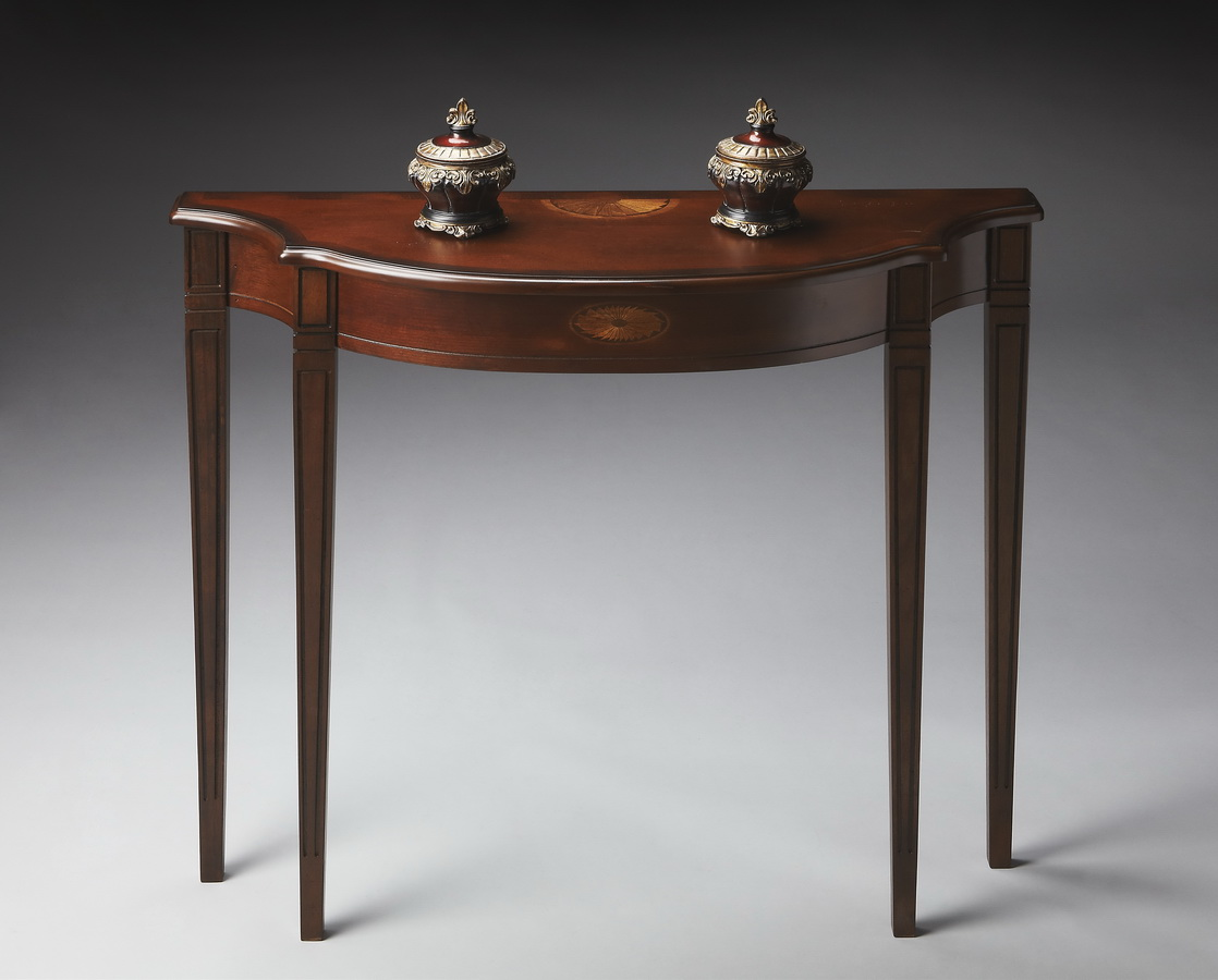 Butler 4116024 Plantation Cherry Console Table