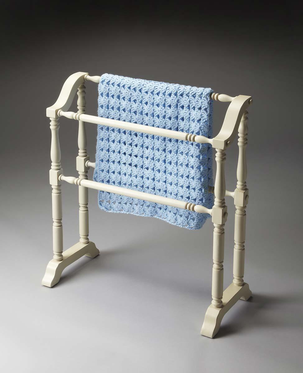 Butler 5020222 Blanket Rack - Cottage White