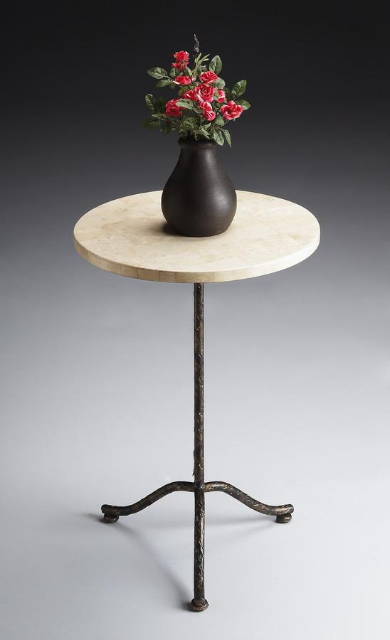 Butler 6068025 Metalworks Pedestal Table