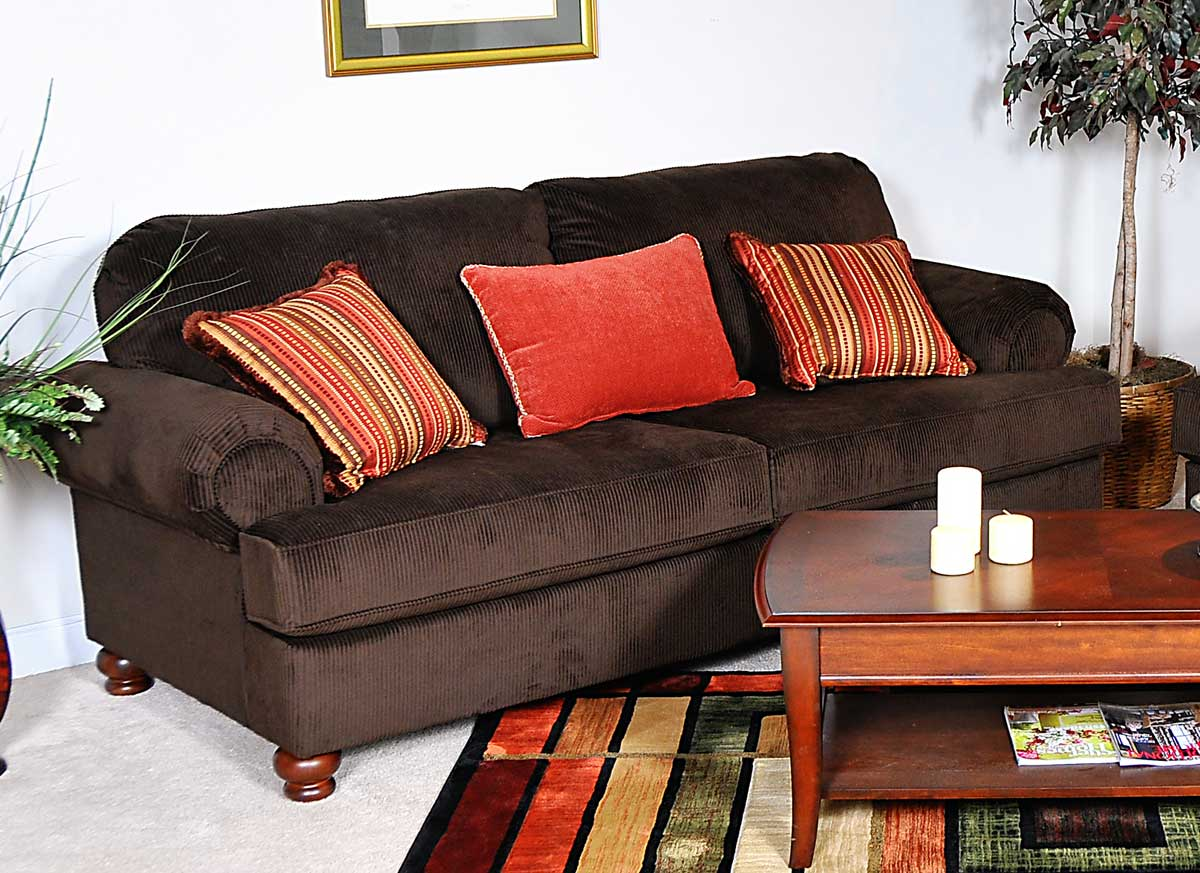 Info about Benchmark Upholstery BU S VC Sofa Viva Product Photo