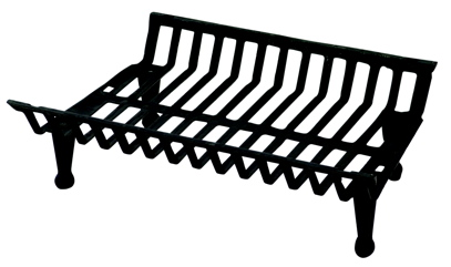 UniFlame 24 Inch Cast Iron Grate-Uniflame