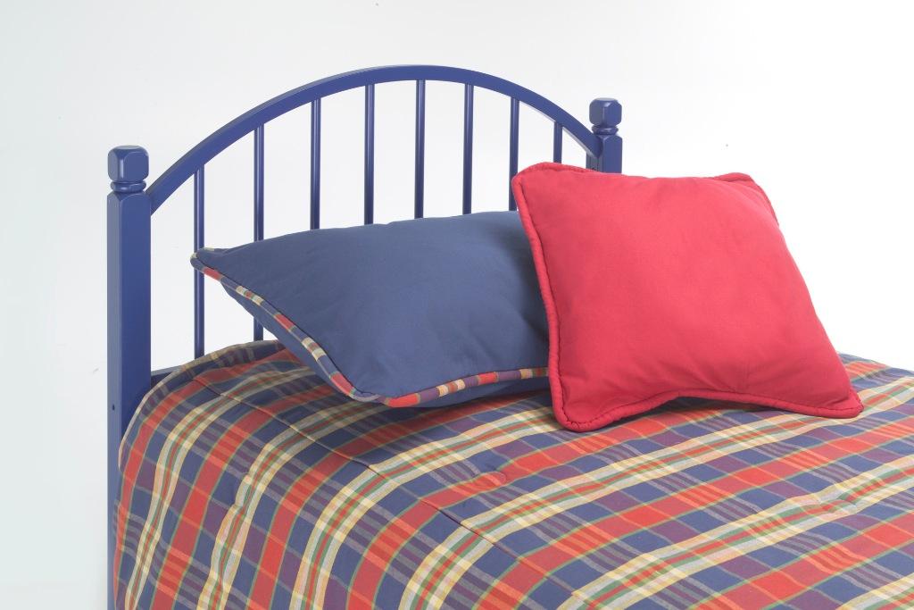 Fashion Bed Group Campton Headboard in Blue