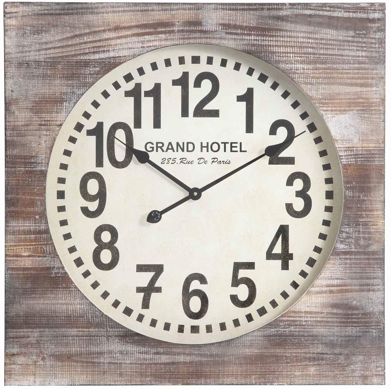 Cooper Classics Augusta Clock
