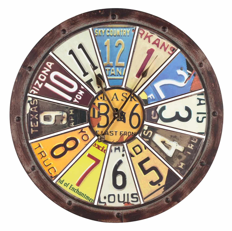 Cooper Classics Hildale Clock