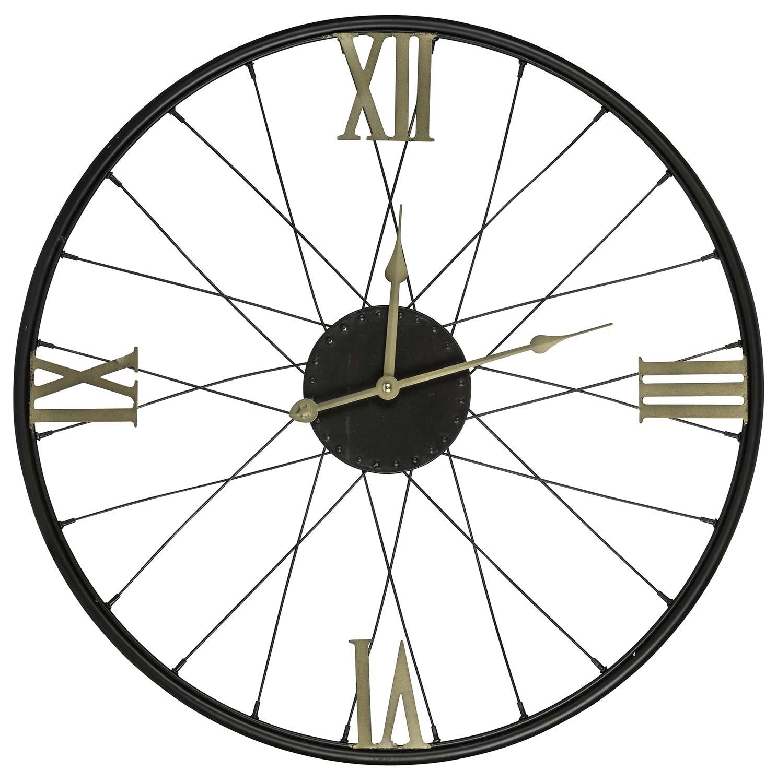 Cooper Classics Dedon Clock - Black
