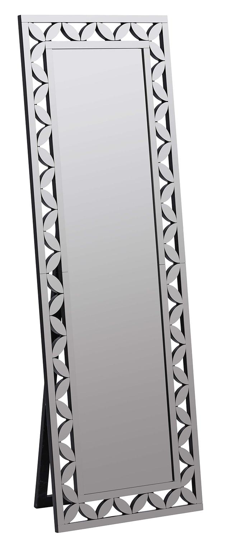 Cooper Classics Warrick Standing Mirror Cc 40969 At