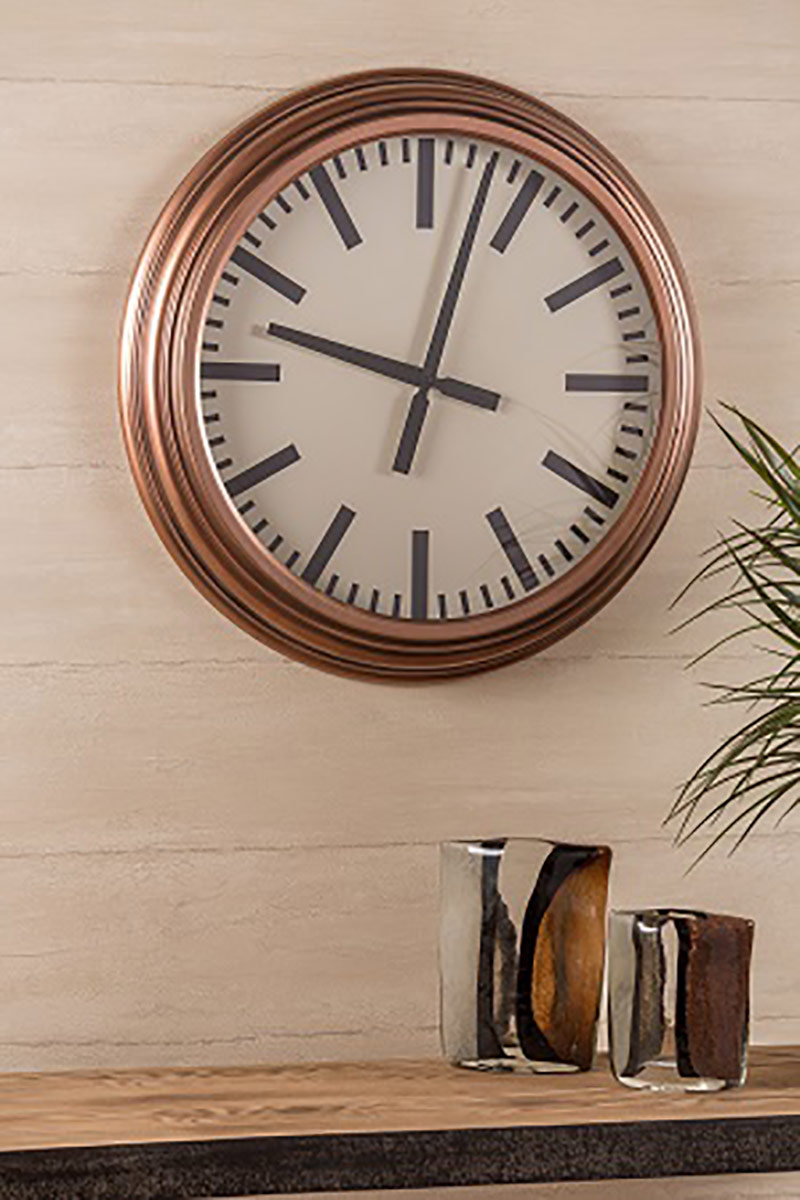 Cooper Classics Swanson Clock