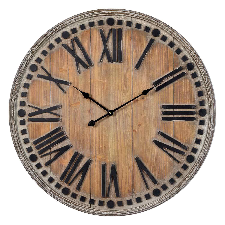 Cooper Classics Linden Clock