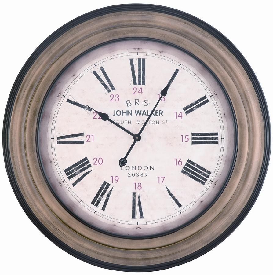 Cooper Classics Hamilton Clock 4816
