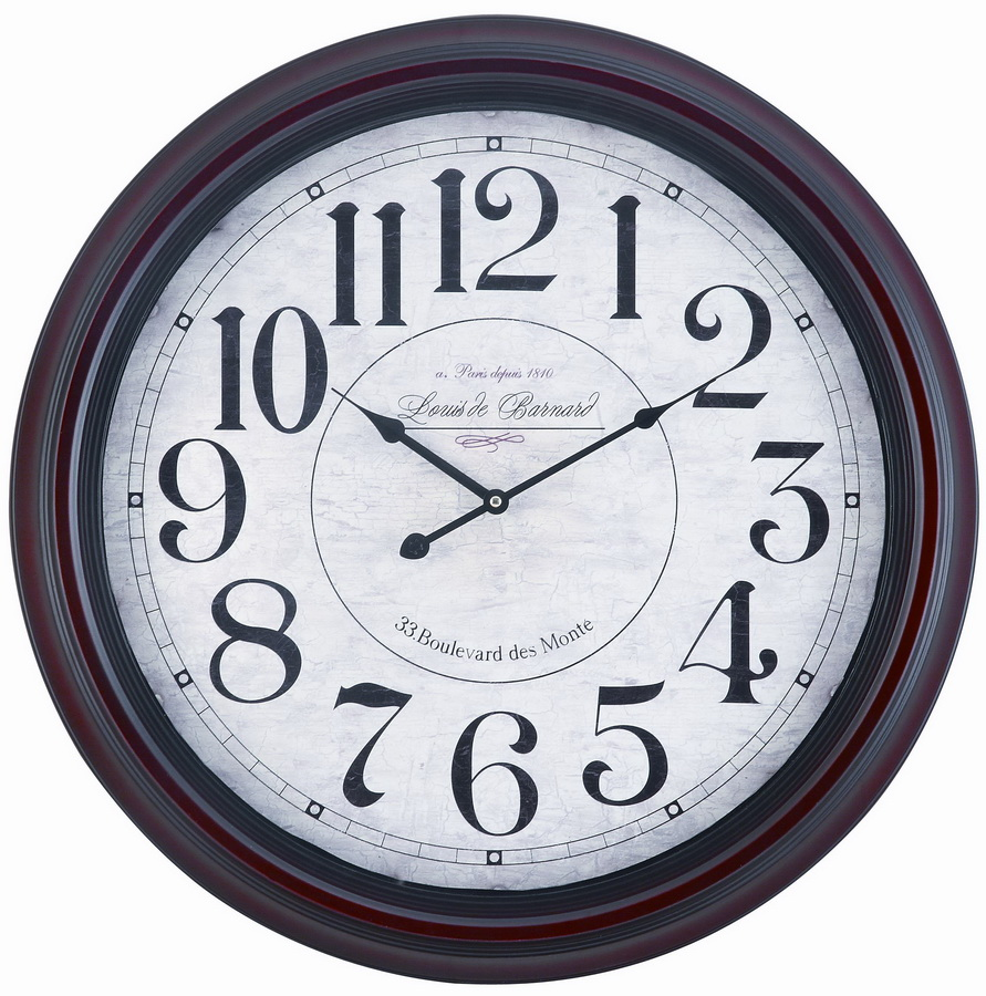 Cooper Classics Calhoun Clock