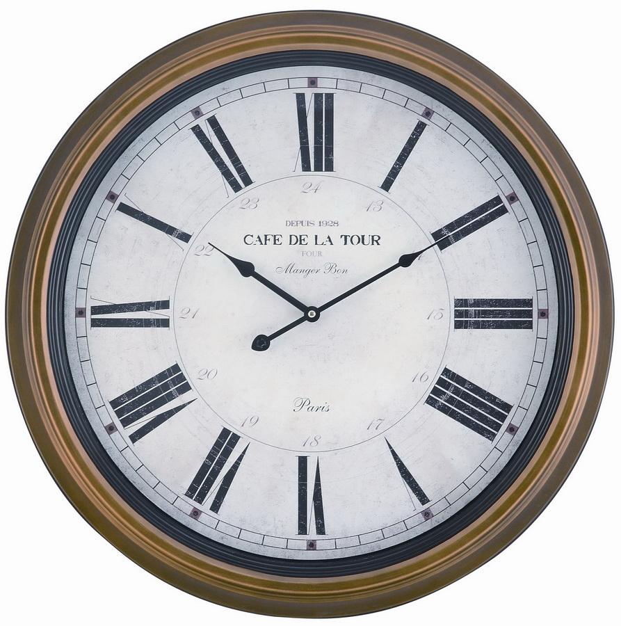 Cooper Classics Henley Clock
