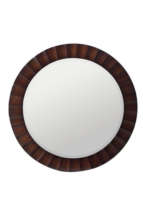 Cooper Classics Savona Round Mirror 5772