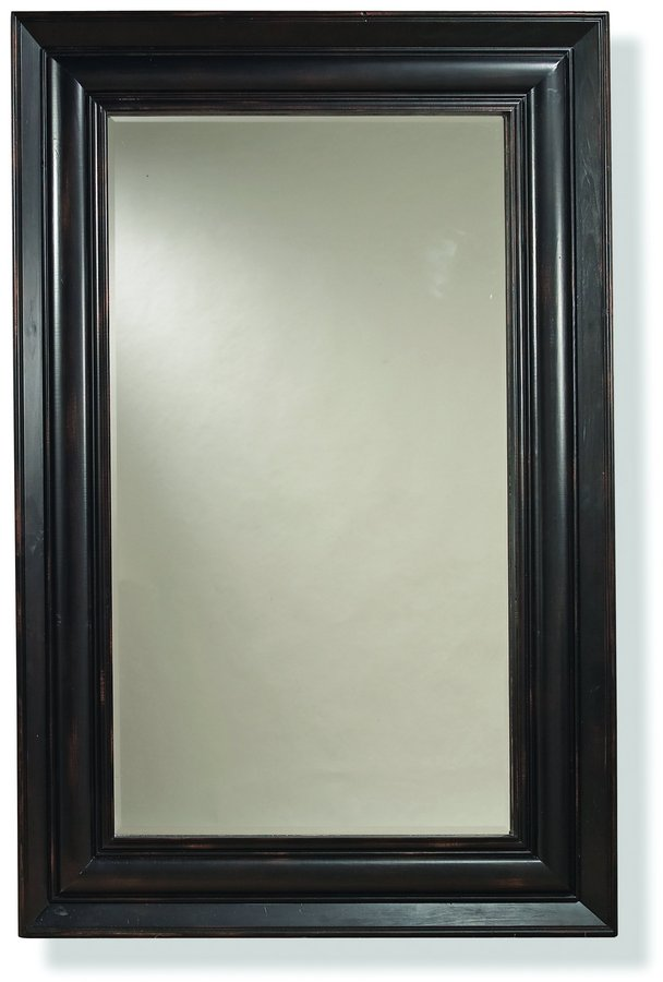 Cheap Cooper Classics Isabelle Pine Leaner Mirror – Black