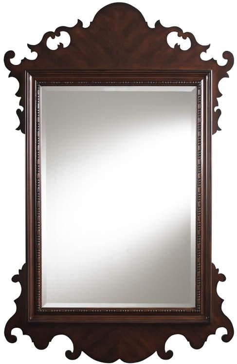 Cheap Cooper Classics Chippendale Mirror