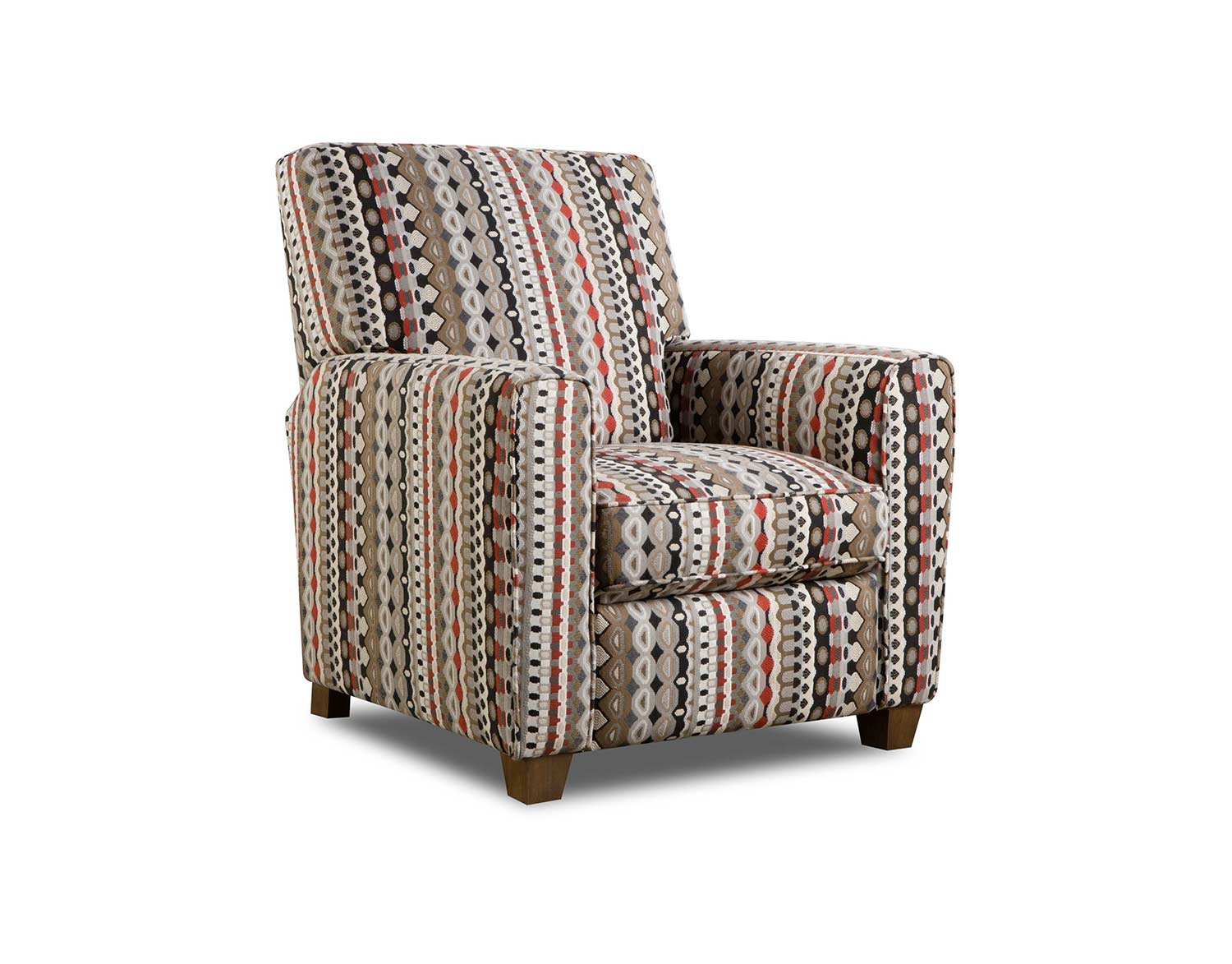 Chelsea Home Barras Recliner Chair - Dabomb Toreador