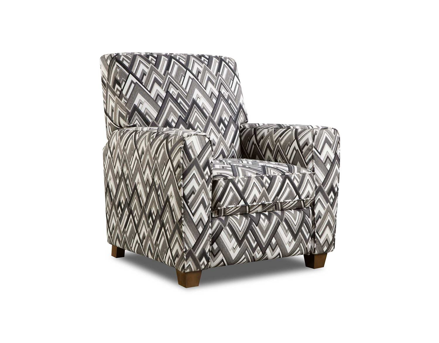 Chelsea Home Barras Recliner Chair - Boomerang Domino