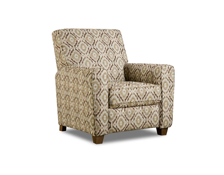 Chelsea Home Barras Recliner Chair - Indira Sand