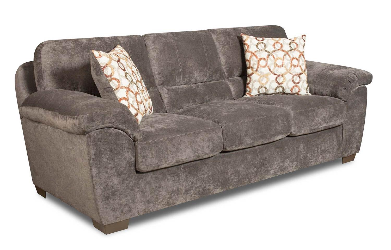 Chelsea Home Ashland Sofa - Telluride Ash