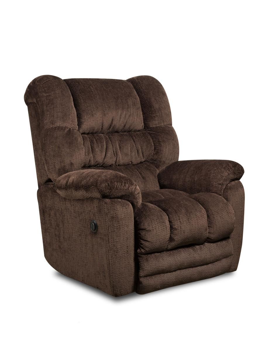 Chelsea home napa power recliner temptation mahogany chf for Furniture 4 less napa