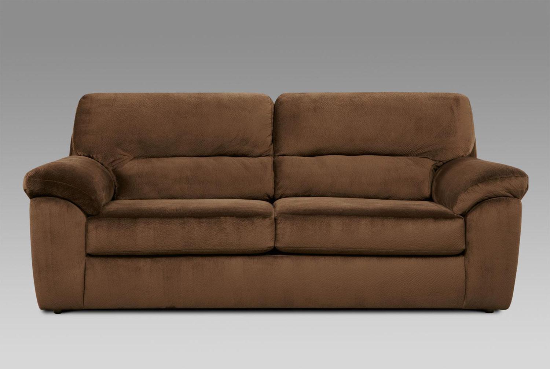 Chelsea Home Furniture Baltimore Queen Sleeper Sofa - Cumulus Beluga 194804-CB