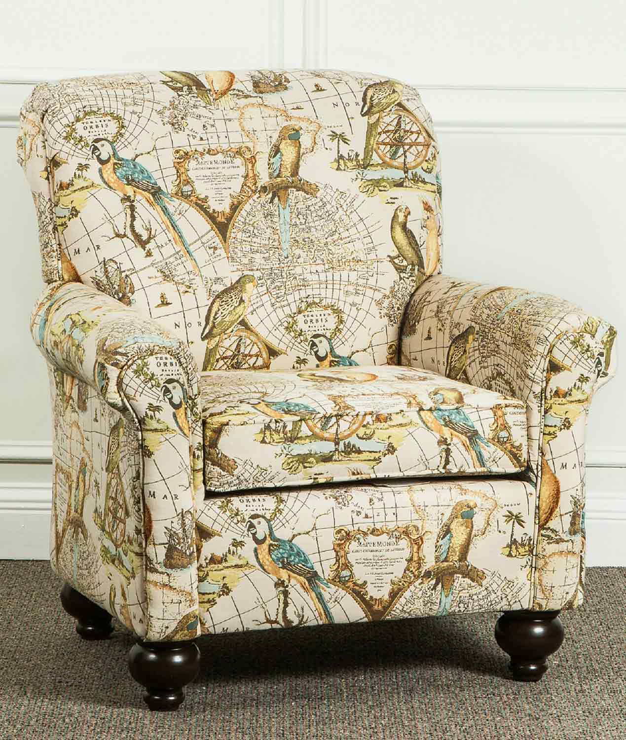 Chelsea Home Tyrone Accent Chair