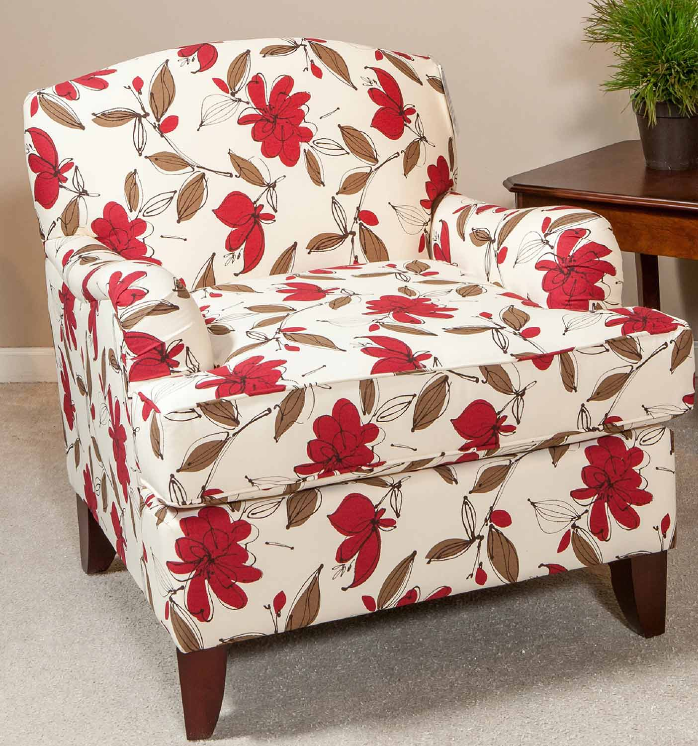 Chelsea Home Wicklow Accent Chair