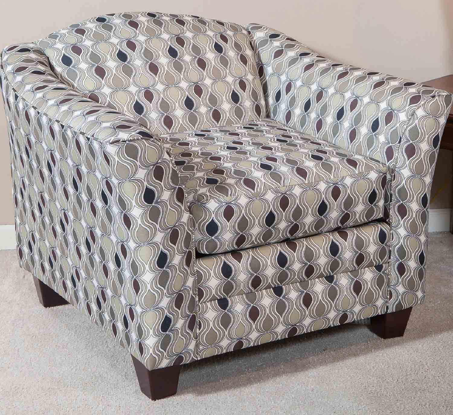 Chelsea Home Longford Accent Chair